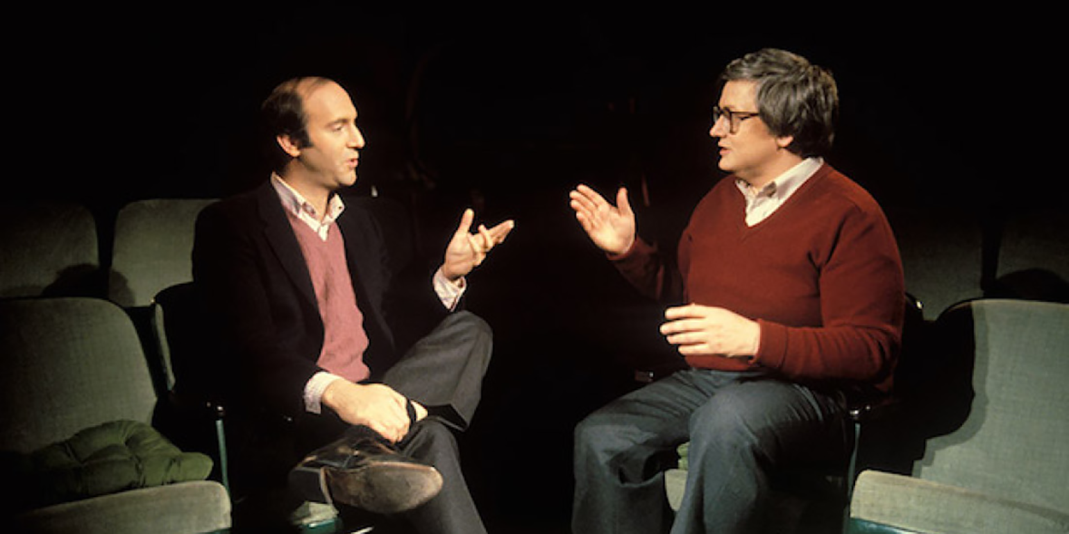 Siskel and Ebert discussing MOS (image courtesy of MentalFloss)